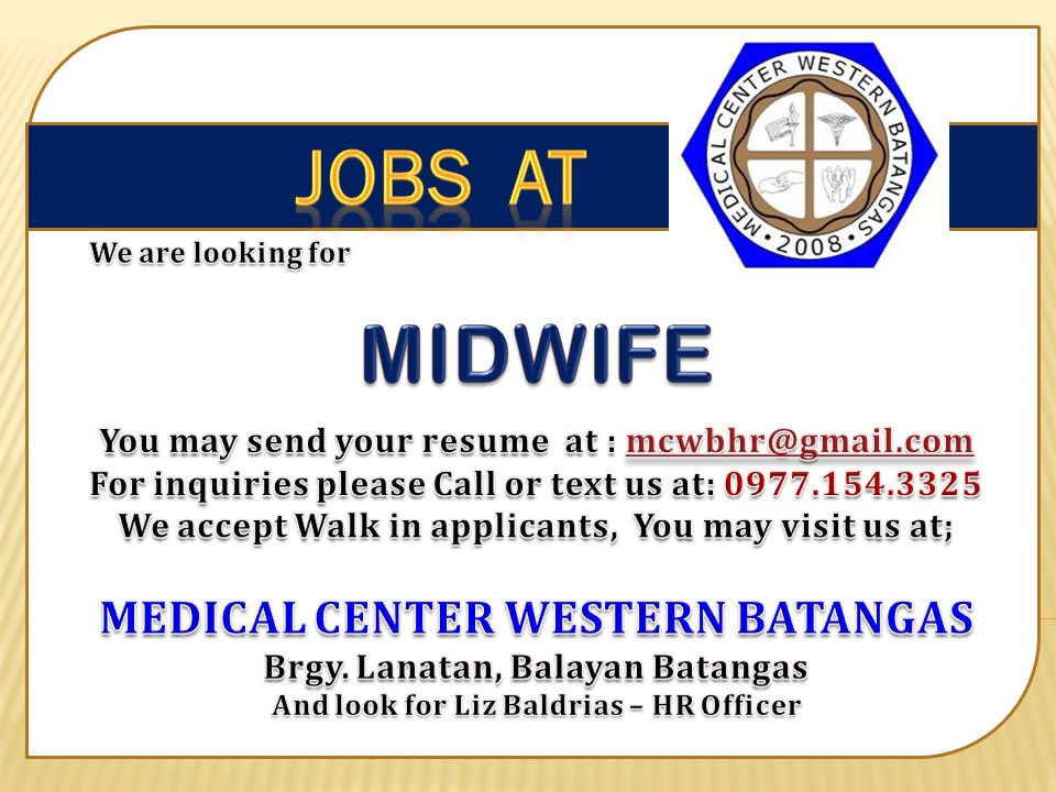 mcwb-jobs midwife