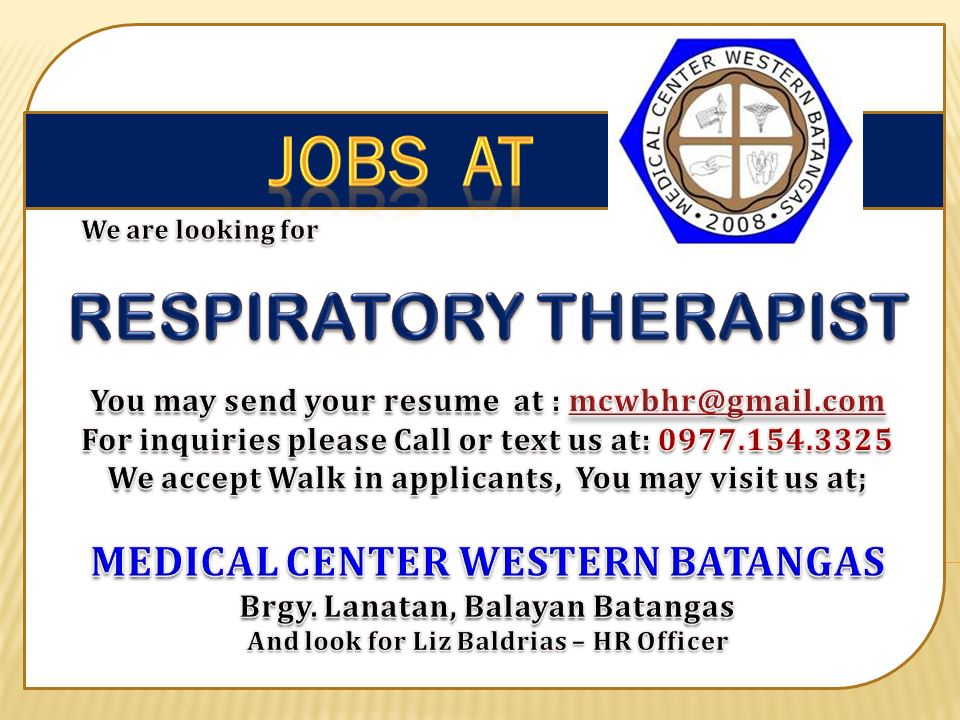 jobs-mcwb respiratory-therapist