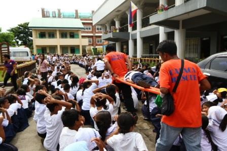 national-earthquake-drill-calaca-2016 01