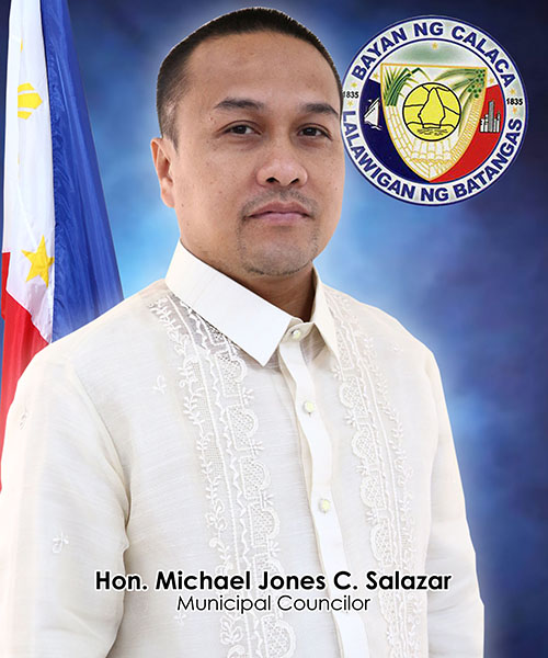 Hon. Michael Jones C. Salazar