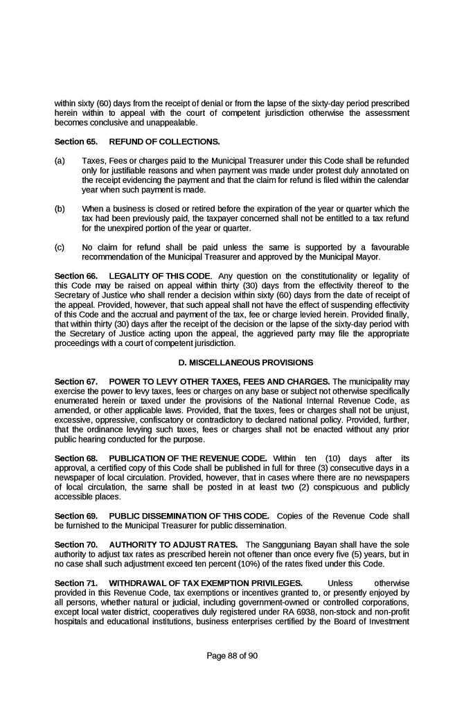 ordinance-13-250 revenue-code-2013 Page 88